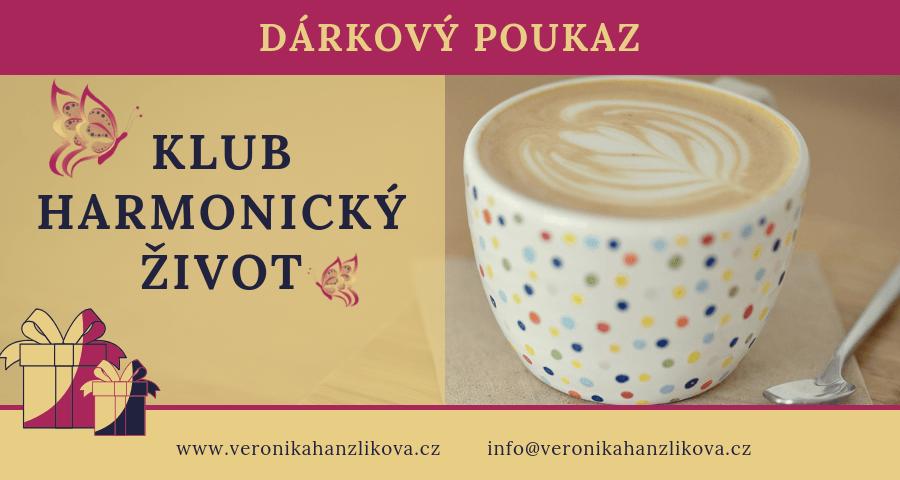 Veronika Hanzlíková - Klub Harmonický život