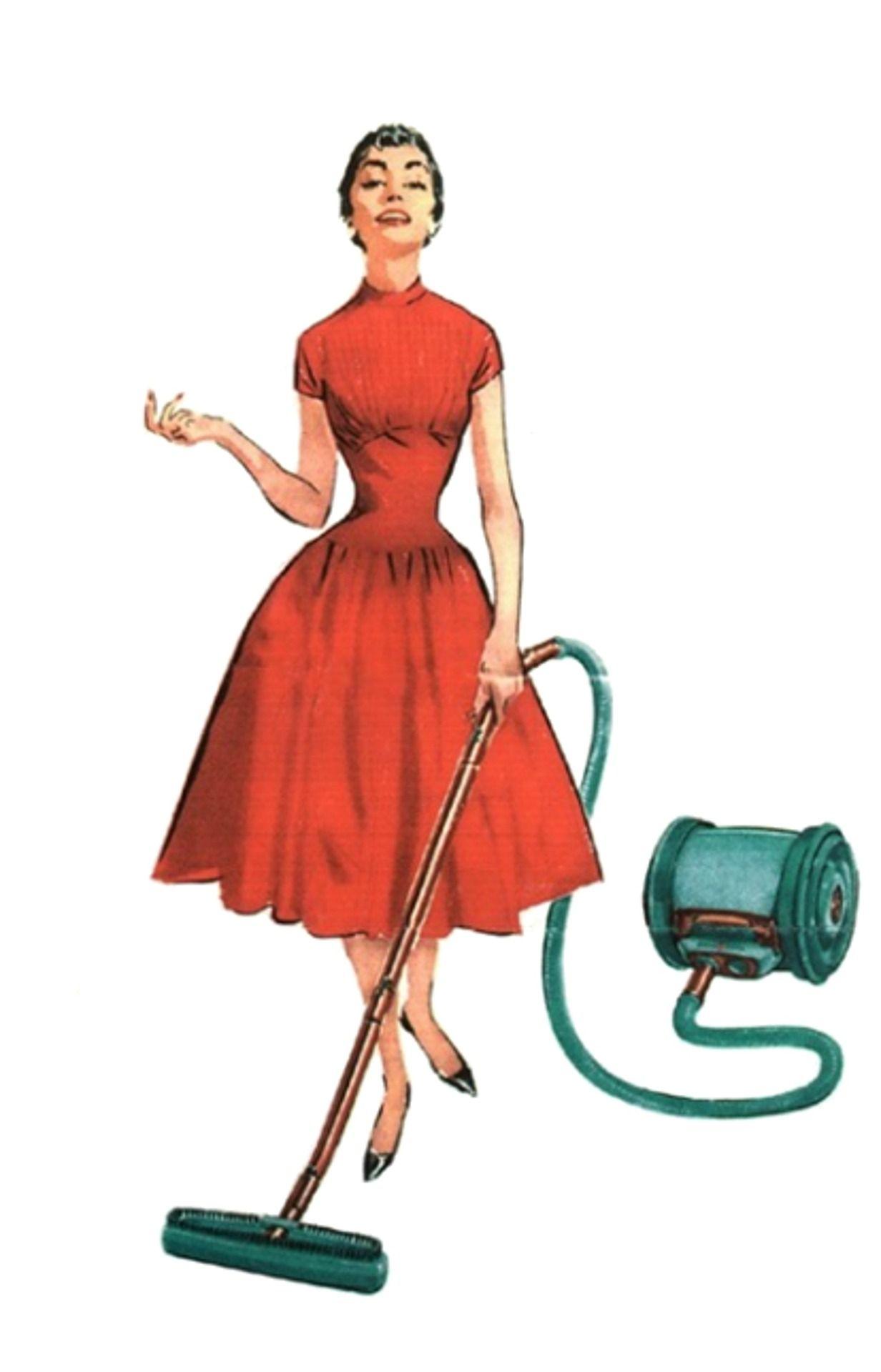 Žena se chce realizovat a nejen uklízet a pečovat, ale někdy ji tenhle rozpor trápí.