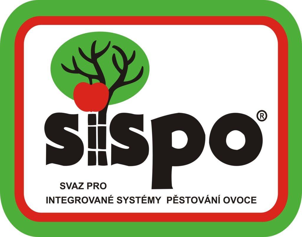 SISPO - integrovaný systém pěstování ovoce - ovoce pod touto značkou je zdravé avhodné pro děti